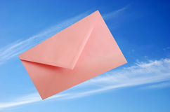 Letter Royalty Free Stock Images