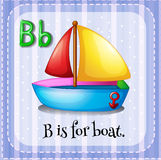 Letter B Royalty Free Stock Photography