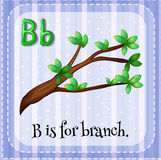 Letter B Royalty Free Stock Image