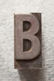 Letter B Stock Photos