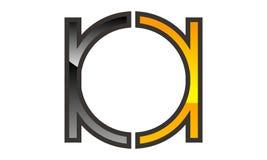 Letter BA Modern. Logo Design Template Vector Stock Images