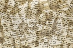 Letter Background Stock Images