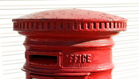 Letter box. Royalty Free Stock Photography