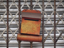 Letter box Stock Images