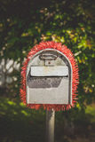 Letter box Royalty Free Stock Image