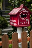 Letter Box, House, Signage royalty free stock images
