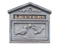 Letter box. Stock Photo