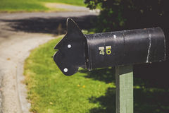 Letter box Royalty Free Stock Photo