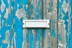 Letter box Stock Photography