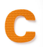 Letter C Stock Photos