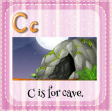 Letter C Royalty Free Stock Images