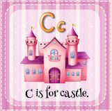 Letter C Royalty Free Stock Photography