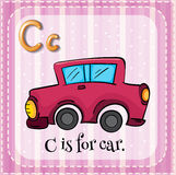 Letter C Stock Images