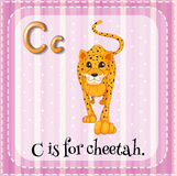 Letter C Royalty Free Stock Image