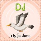 Letter D Stock Photos