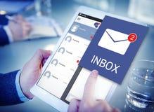 Letter Envelop Message Notification Concept Stock Image