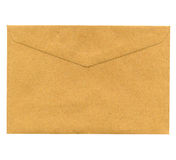 Letter envelope isolated Royalty Free Stock Image