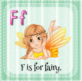 Letter F Stock Images