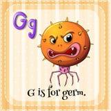 Letter G Stock Image