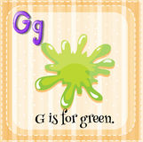 Letter G Stock Images