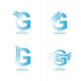 Letter G logo Royalty Free Stock Photo