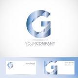 Letter G logo Stock Photography