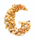 Letter G. Stock Images