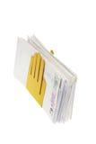 Letter Holder Stock Photo