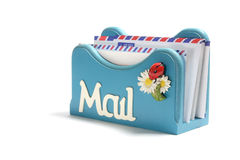 Letter Holder Royalty Free Stock Image