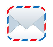 Letter Icon Design Stock Images