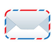 Letter Icon Design Stock Image