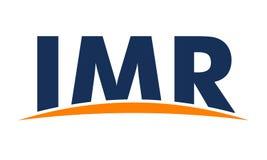 Letter IMR Pen. Logo Design Template Vector Royalty Free Stock Photos