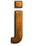 Letter j Stock Photos