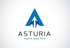 Letter A Logo Template Design Vector, Emblem, Design Concept, Creative Symbol, Icon Royalty Free Stock Photo