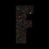 Letter logotype vector design. Stock Image