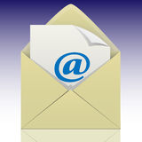Letter-Message-Email Royalty Free Stock Image
