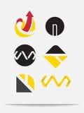Letter N logo Royalty Free Stock Photos