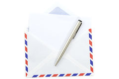 Letter Stock Image