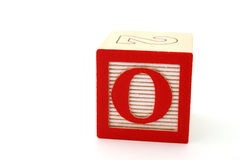 Letter o Stock Images