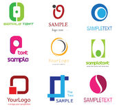 Letter O Logo Stock Photo