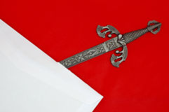 Letter Opener Royalty Free Stock Images