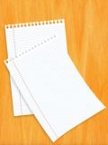 Letter pad Royalty Free Stock Image