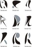 Letter R Logo Stock Images