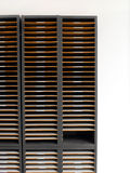 Letter rack or cabinet Royalty Free Stock Photos