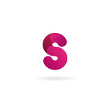 Letter S logo. Vector icon design template. Color sign. Letter S logo icon. Vector design template for your company Royalty Free Stock Photo