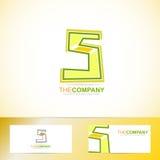 Letter S logo Stock Image
