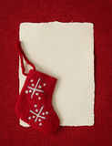 Letter for santa Stock Images