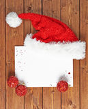 Letter to the Santa Claus Stock Photos