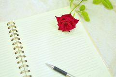 Letter to you stock photography