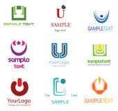 Letter U Logo Stock Images